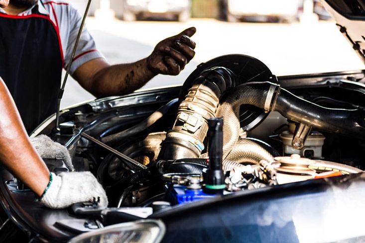 Service d'entretien automobile à domicile à Pessac
