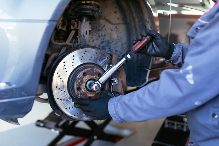 Service d'entretien automobile à domicile à Pessac - Réparation des freins